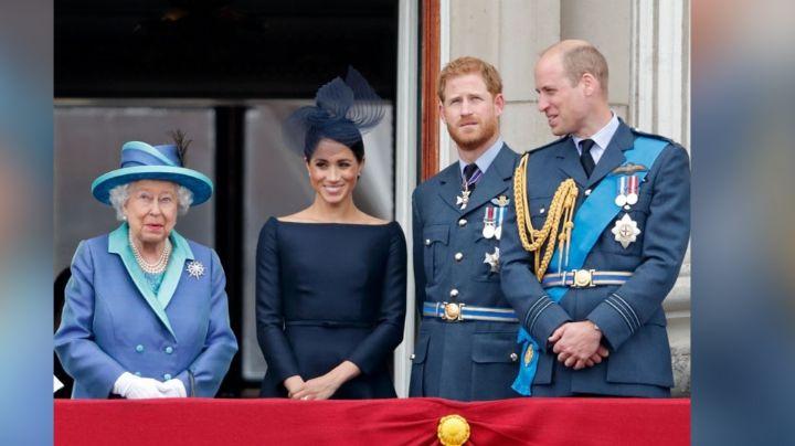 ¡Golpe a la Reina Isabel II! Príncipe Harry revela que dejaría la Corona antes de Meghan Markle