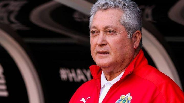 ¡Se queda! Chivas renueva a Víctor Manuel Vucetich por un año más