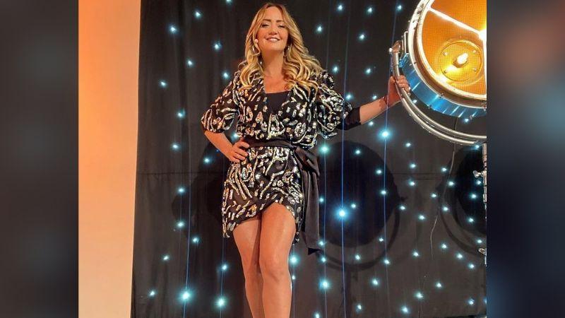 ¡Angelical! Andrea Legarreta cautiva a Televisa al lucirse desde 'Hoy' en atuendo blanco