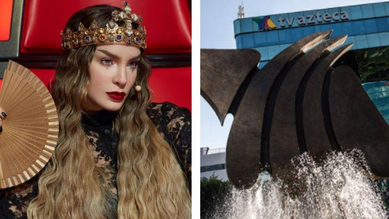 Adiós TV Azteca: Altos mandos del Ajusco despiden a Belinda por 'exigente'; no volverá a 'La Voz'