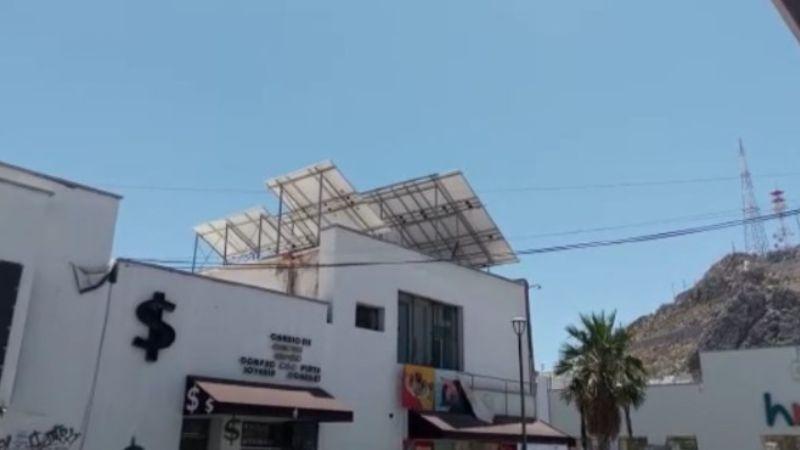 Hermosillo está en transición a las energías renovables con paneles solares