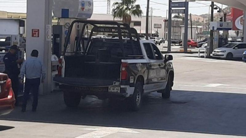 Ladrones 'encañonan' a empleado de gasolinera; se llevaron 100 mil pesos