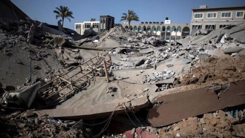 FUERTE VIDEO: ¡Baño de sangre! Israel advierte que continuarán los ataques en Palestina