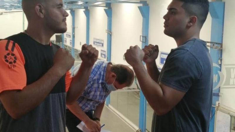 Regresa el boxeo a Cajeme: Arturo Reyes Jr., supera la báscula y está listo para su debut