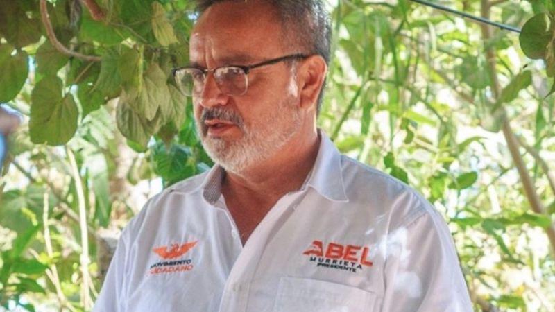SSP Sonora lanza información sobre el asesinato de Abel Murrieta, candidato de MC para Cajeme