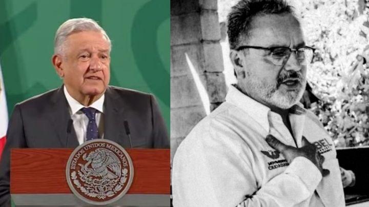 """""""Tengo otros datos"""": AMLO lamenta asesinato de Abel Murrieta y asegura proteger a candidatos"""