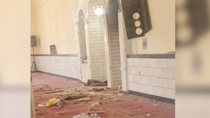 Mortal explosión en mezquita de Afganistán arrebata la vida de 12 personas; estaban orando