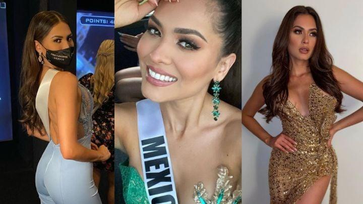 Miss Universo 2021: Ella es Andrea Meza, la chihuahuense que representará a México en el certamen