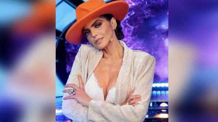 Ana Bárbara paraliza corazones al aparecer en 'TTMT' con este colorido atuendo