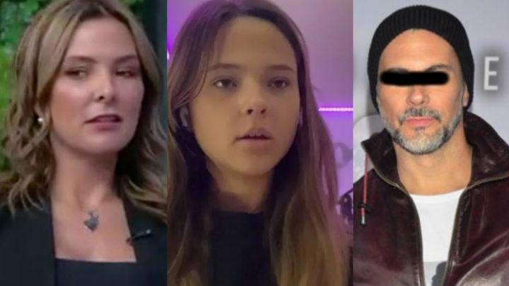 """""""Es muy difícil y doloroso"""": Mamá de Valentina, menor abusada desde los 5 años por actor de Televisa"""