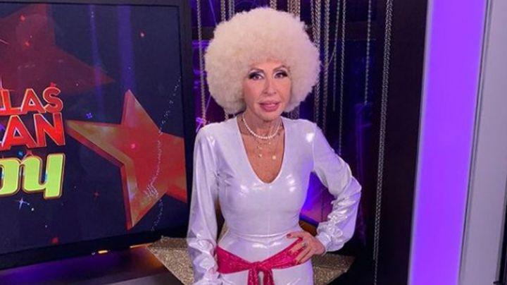 """Laura Bozzo es destrozada en Instagram tras aparecer de esta forma en Televisa: """"Vieja ridí..."""""""