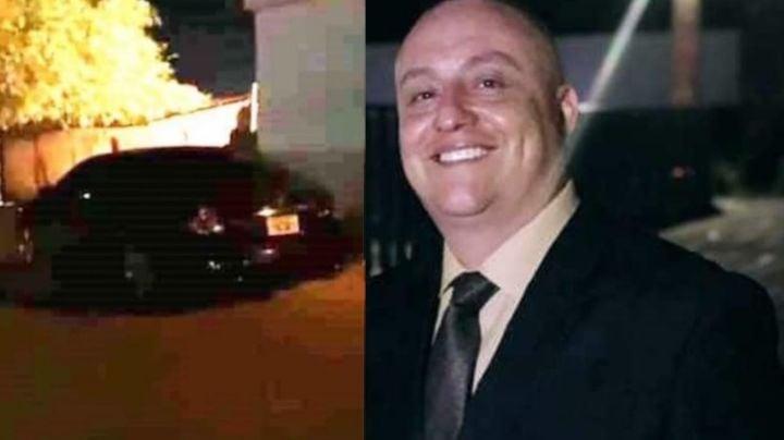 Sonora: Acribillan y ejecutan de 3 tiros a empresario; abandonan su cadáver baleado en auto