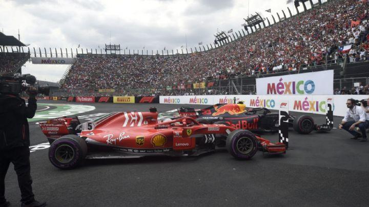 La Fórmula Uno cancela el GP de Turquía; GP de México sigue firme