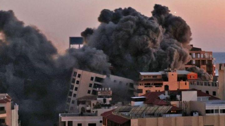 Se reportan 27 niños entre los 103 palestinos muertos tras los ataques de Israel