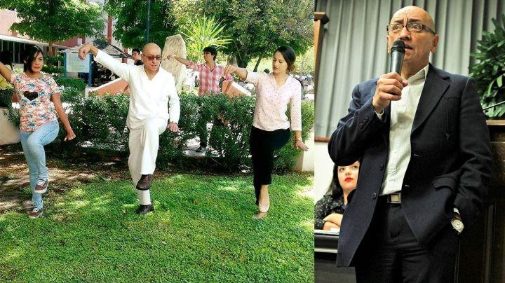 Hermosillo: Tras la llegada del Día del Maestro, docente de Unison trae una de sus pasiones al salón