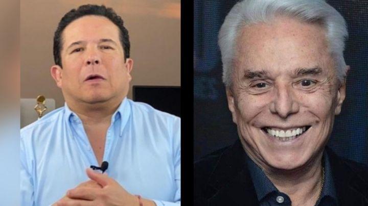 """'Sale el Sol' destroza a Enrique Guzmán; acusan de usar a padre de Frida Sofía de """"cortina de humo"""""""