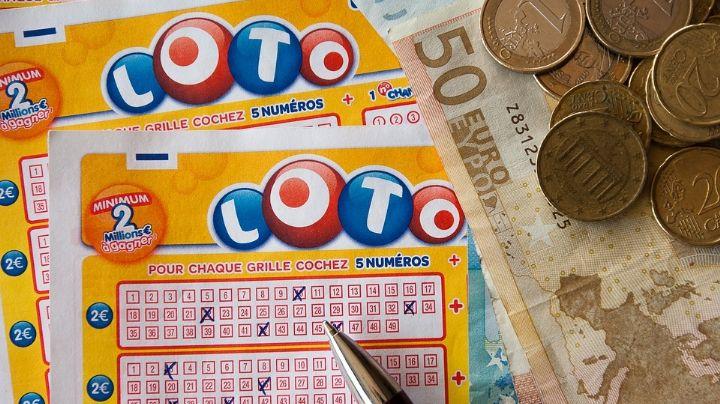 ¡Mala suerte! Mujer se gana 26 millones en la lotería y su lavadora destruye el boleto