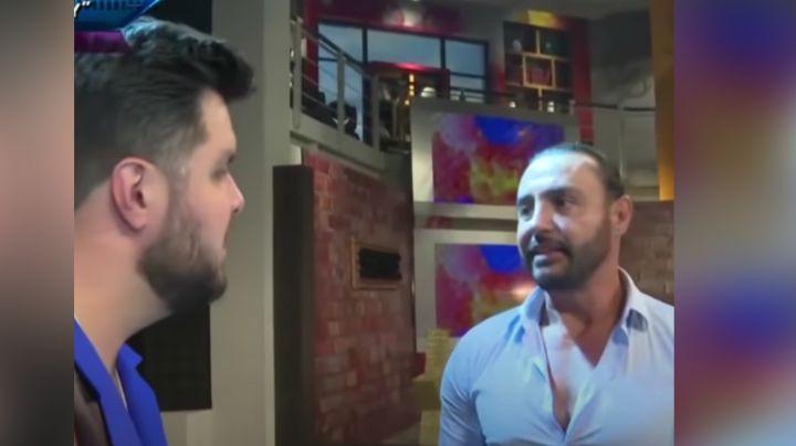 """""""De conductor a stripper"""": En 'Hoy', Paul Stanley exhibe a actor de Televisa; este le responde"""