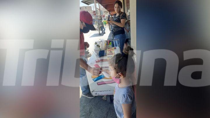 Guaymas: Tras incrementos de temperaturas, venta de productos helados registra repunte