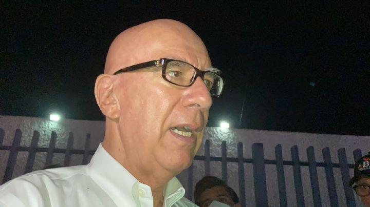 """Dante Delgado de MC reprueba el trabajo de AMLO en temas de seguridad: """"Es triste para México"""""""