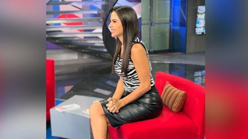 ¡Como de 20! Paola Rojas hipnotiza a todo Instagram al lucir espectacular 'outfit' desde Televisa