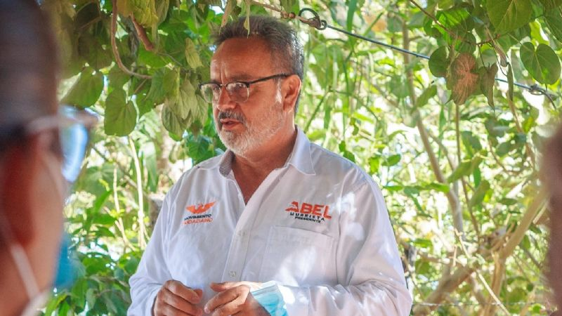 Dan el último adiós a Abel Murrieta, candidato a la alcaldía de Cajeme asesinado