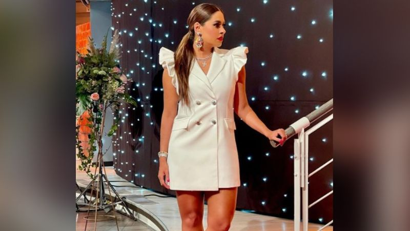 """Este es el 'outfit' que lució Galilea Montijo en 'Hoy' y puso de cabeza a todo Televisa: """"Diosa"""""""