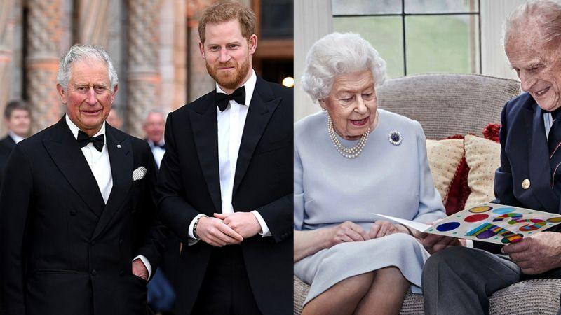 """¿Reina Isabel II, mala madre? Príncipe Harry dice que el """"dolor"""" de su crianza viene de sus abuelos"""