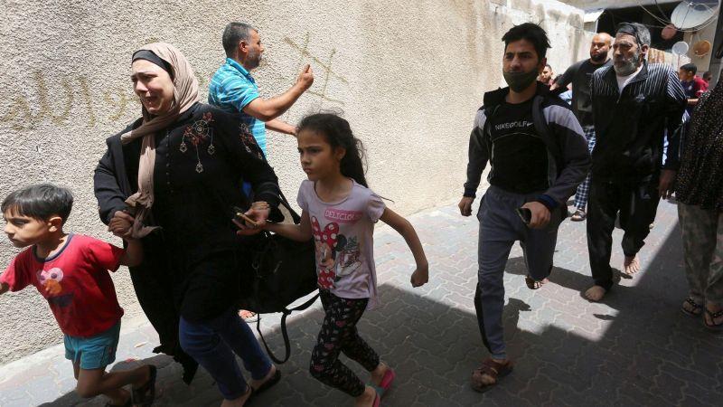 FUERTES IMÁGENES: ¡Tenebrosa promesa! Israel envía ataques más potentes a Palestina