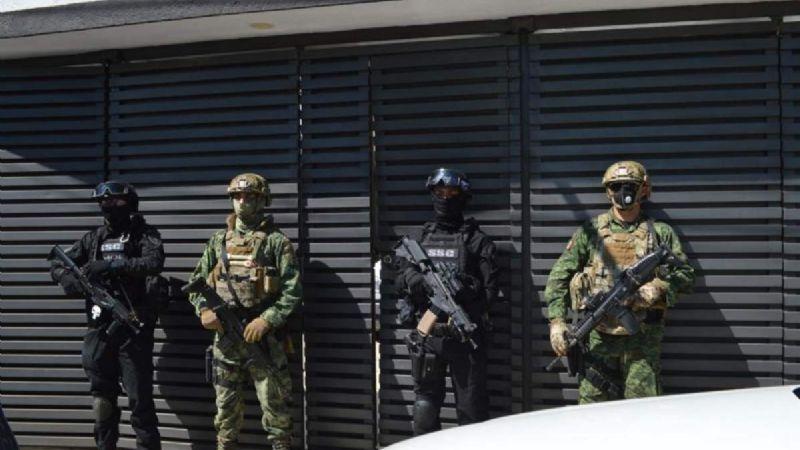 CDMX: Elementos policiales detienen a 'El Mex', enlace del Cartel de Sinaloa durante un cateo