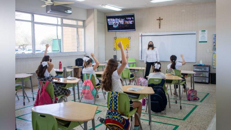 SEC buscará implementar un plan piloto para el regreso a clases en Sonora