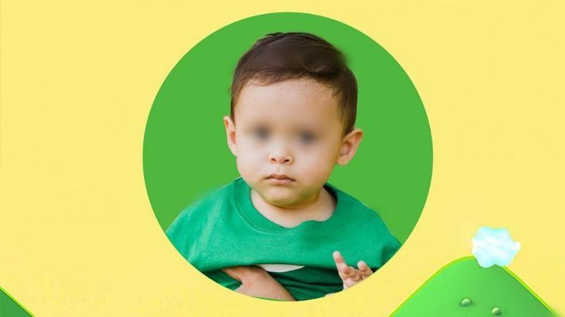 'Un dólar por Luca', la campaña que busca recaudar 2.1mdd para salvar a un niño en NL