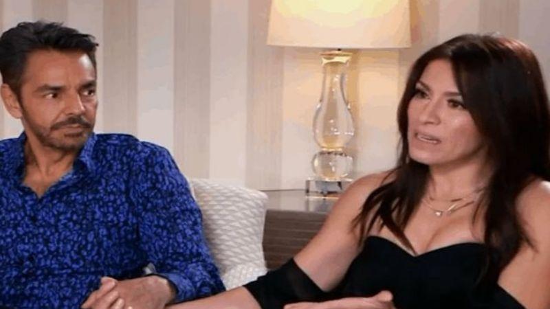 ¡A un paso del divorcio! Eugenio Derbez y Alessandra Rosaldo revelan dura crisis matrimonial