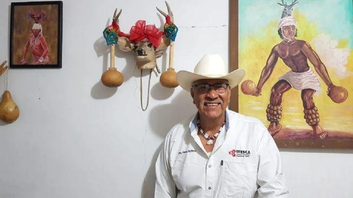 """Día del Maestro: """"Más de 40 años enseñando"""" relata el profesor Teodoro Buitimea"""