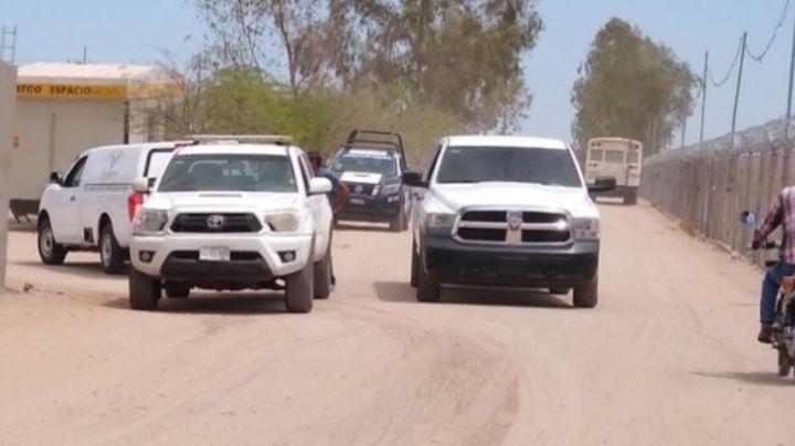 Nuevo baño de sangre en el Valle de Guaymas: Acribillan a un hombre en Campo Guadalupe