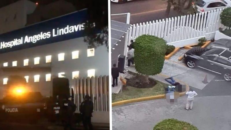 VIDEO: A sangre fría, motosicario mata a empresario y a empleado; Isaías iba por su hija al hospital