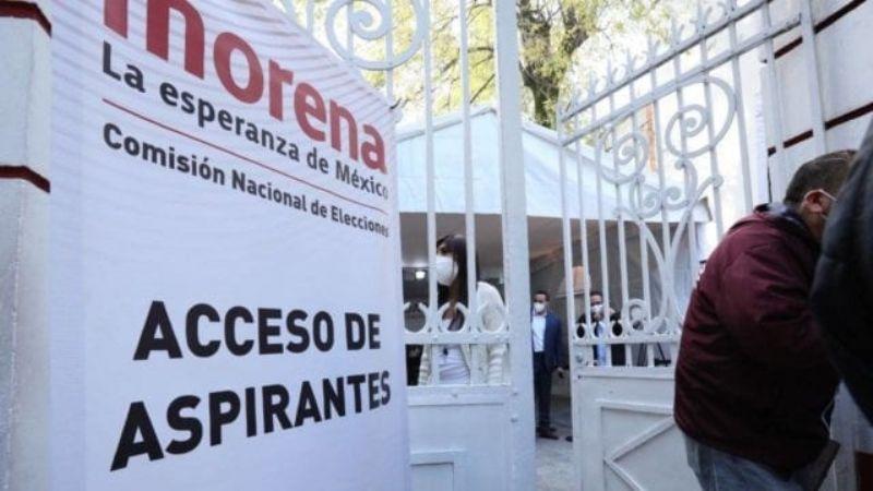 """Candidato de Morena la 'riega' y asegura: """"Movimiento Ciudadano va a gobernar Jalisco"""""""