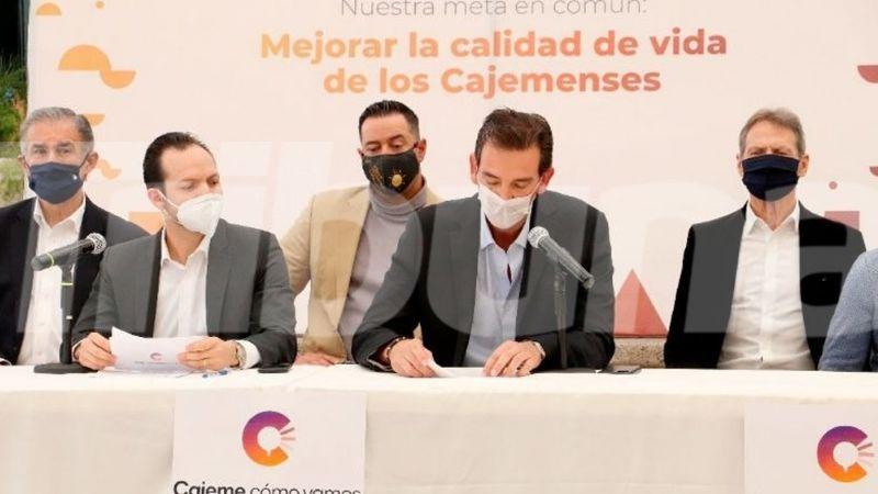 'Cajeme Cómo Vamos' pospone entrega de agenda a candidatos a la alcaldía tras muerte de Abel Murrieta