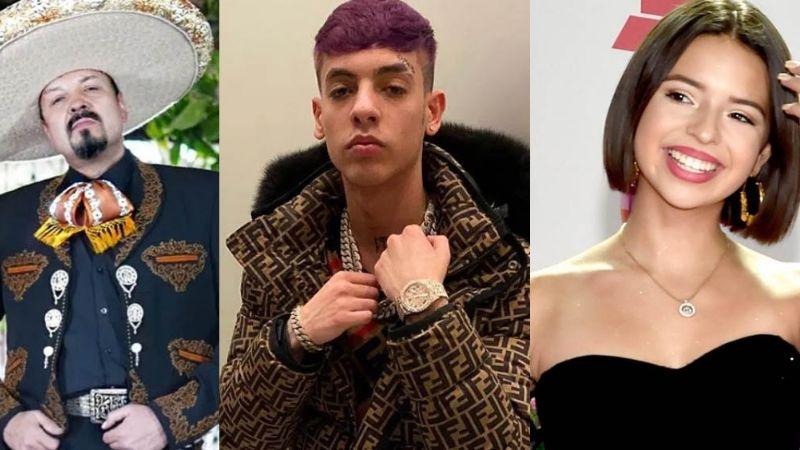 ¿Pepe Aguilar terminó pleito con Natanael Cano? Impacta al declarar esto sobre Ángela Aguilar