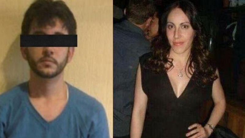 Tenía 31 años: Karla confesó a su ex su embarazo y la mató; la estranguló y golpeó hasta abortar