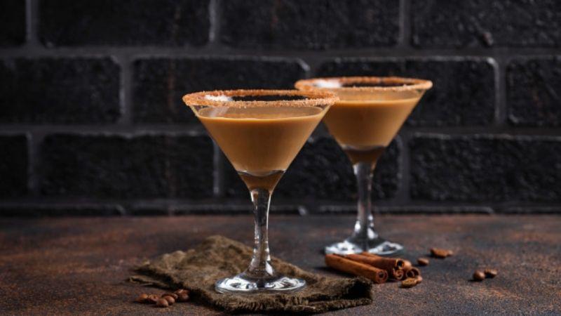 Dale un toque dulce a este fin de semana con un delicioso Martini de chocolate