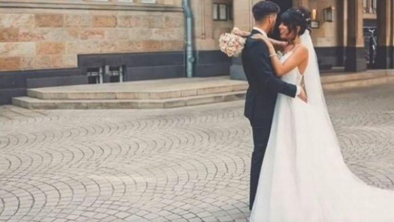 VIDEO: Finge su boda para vengarse de su ex; compró vestido de novia y se tomó fotos