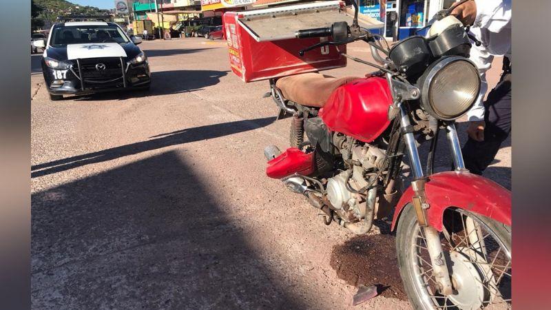 Motociclistas de Guaymas son los más reincidentes en accidentes viales, según Tránsito Municipal