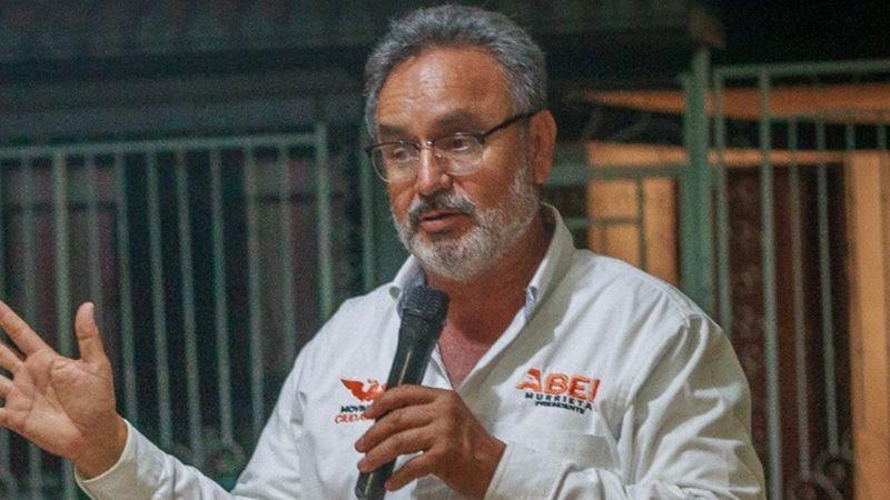 Por respeto a Abel Murrieta, IEE suspende debate entre candidatos a la alcaldía de Cajeme