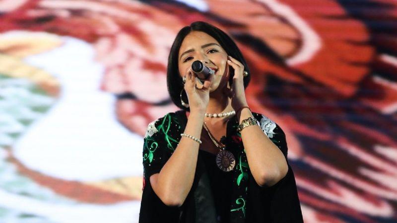 ¿Aún no supera lo del Himno Nacional? Ángela Aguilar revelaría que la vida la ha tratado mal
