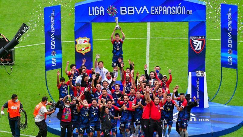 Tepatitlán se consagra campeón de la Liga Expansión ante Atlético Morelia
