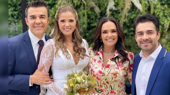 Omar Chaparro arruina la exclusiva de Adrián Uribe y confirma la boda con Thuany Martins