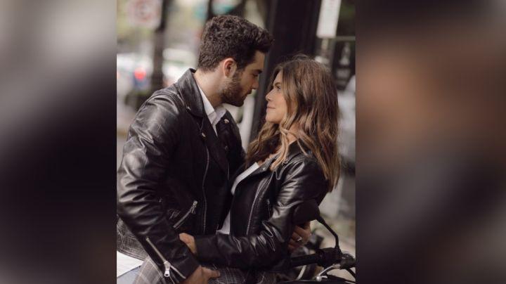 ¡Romance en Televisa! Guapo galán de 'Si Nos Dejan' confirma noviazgo con Isidora Vives