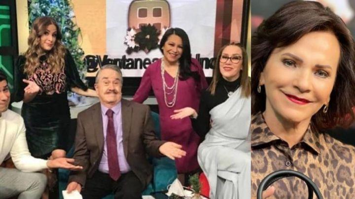 ¿Adiós Pati Chapoy? Sandra Smester y TV Azteca alistan cambios en 'Ventaneando'; esto se sabe