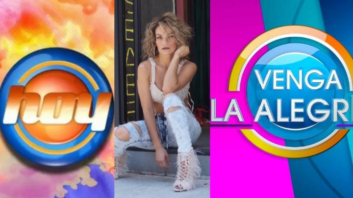 Tras dejar TV Azteca y unirse a 'Hoy', exconductora de 'Venga la Alegría' regresa a TV Azteca